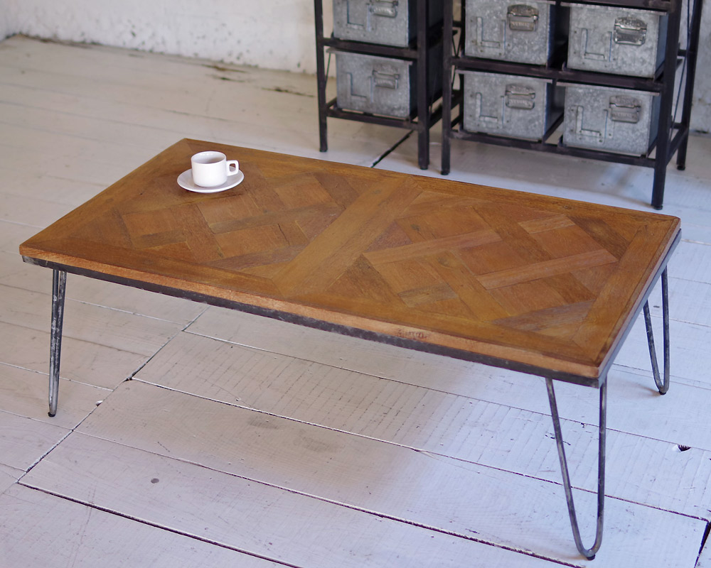 LIFE FURNITURE | PUZZLE COFFEE TABLE パズルコーヒーテーブル