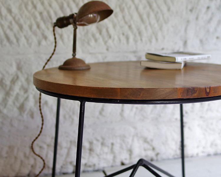 LIFE FURNITURE | TH IRON COFFEE TABLE THアイアンコーヒーテーブル