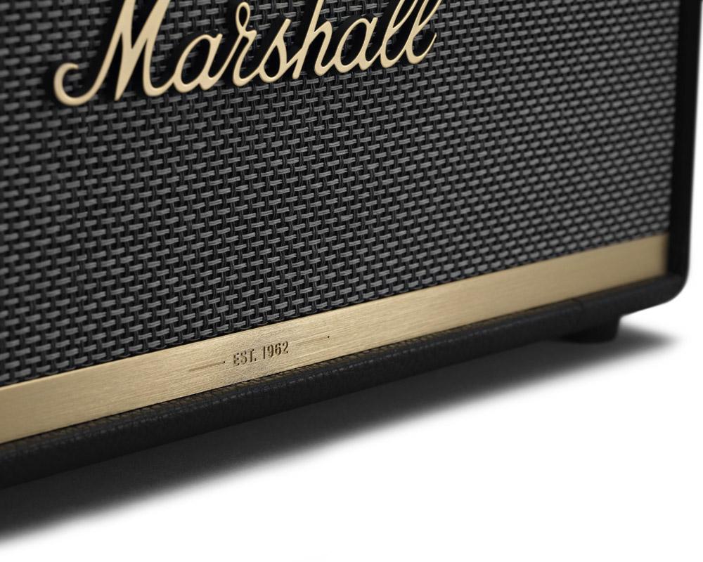 Marshall | STANMORE �Bluetooth Black スタンモア2 ブルートゥーススピーカー ブラック