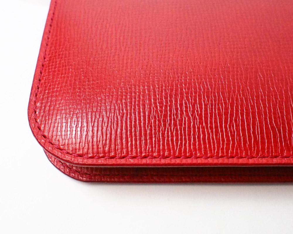 RHYTHMOS | Zip Wallet (L) beets ジップL 2019AW限定カラー ビーツ/ 財布