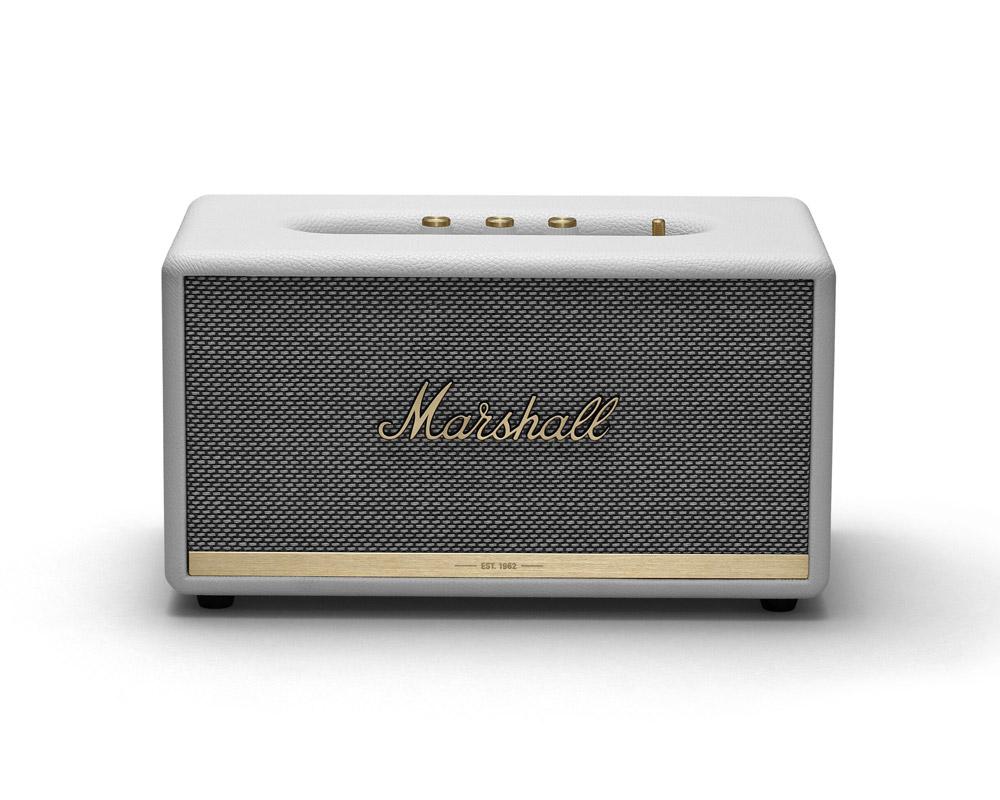 Marshall | STANMORE �Bluetooth White スタンモア2 ブルートゥーススピーカー ホワイト