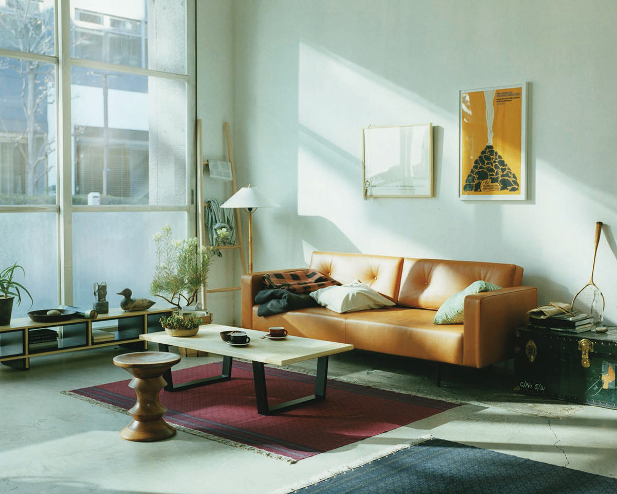 Landscape Products | Perch Sofa パーチソファ
