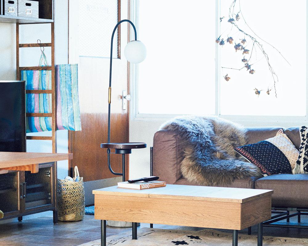 journal standard Furniture | EUREKA FLOOR LAMP イウレカフロアランプ