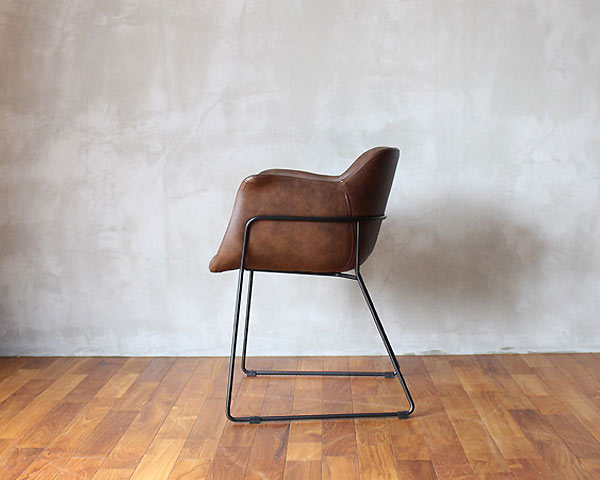 a.depeche | PUNISH shell chair [2color] パニッシュシェルチェア