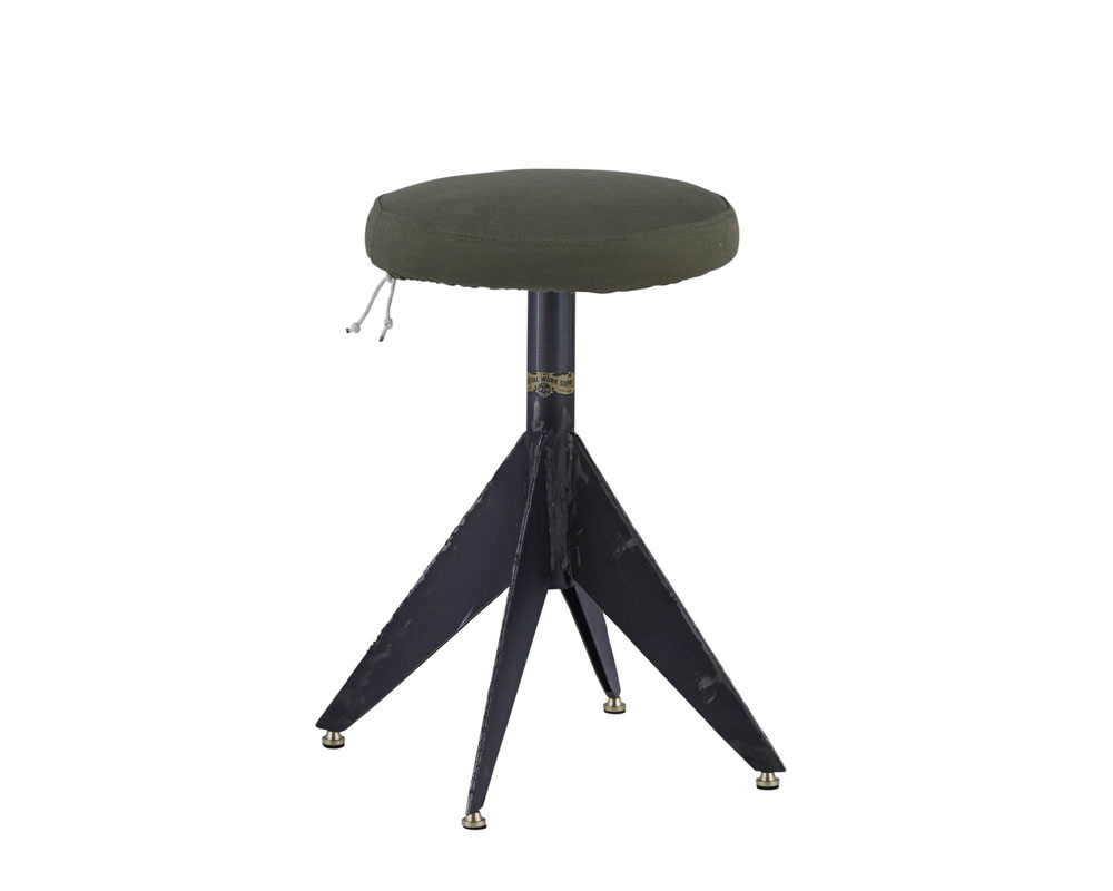 journal standard Furniture | CHRYSTIE STOOL FABRIC クリスティスツールファブリック
