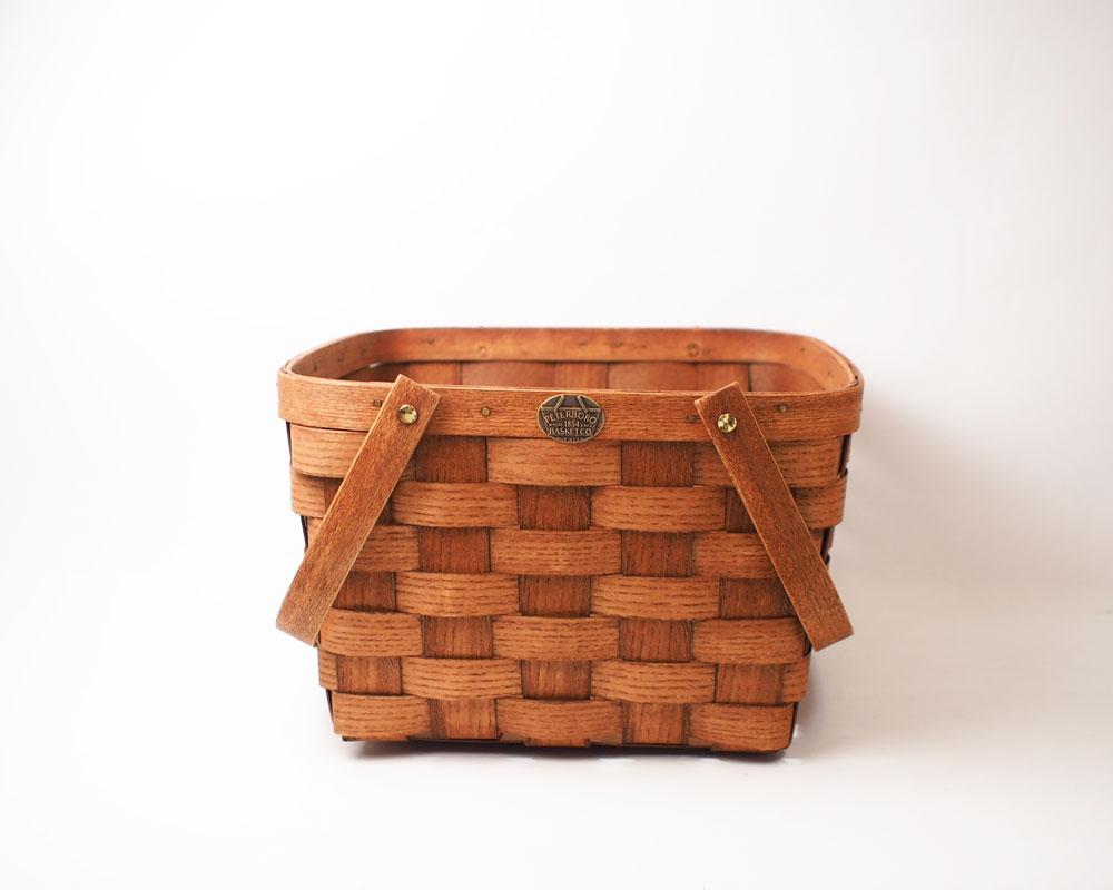 Peterboro Basket Co. | Basic Basic Shopper Basket ベーシックショッパーバスケット