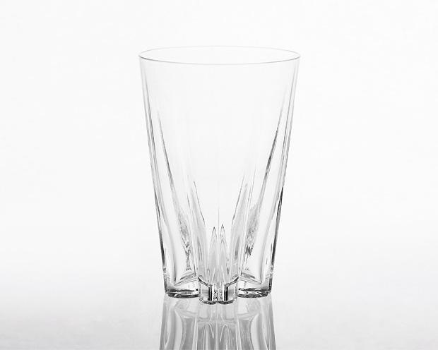 100% | SAKURASAKU glass Tumbler 紅白set サクラサクグラス タンブラー紅白セット