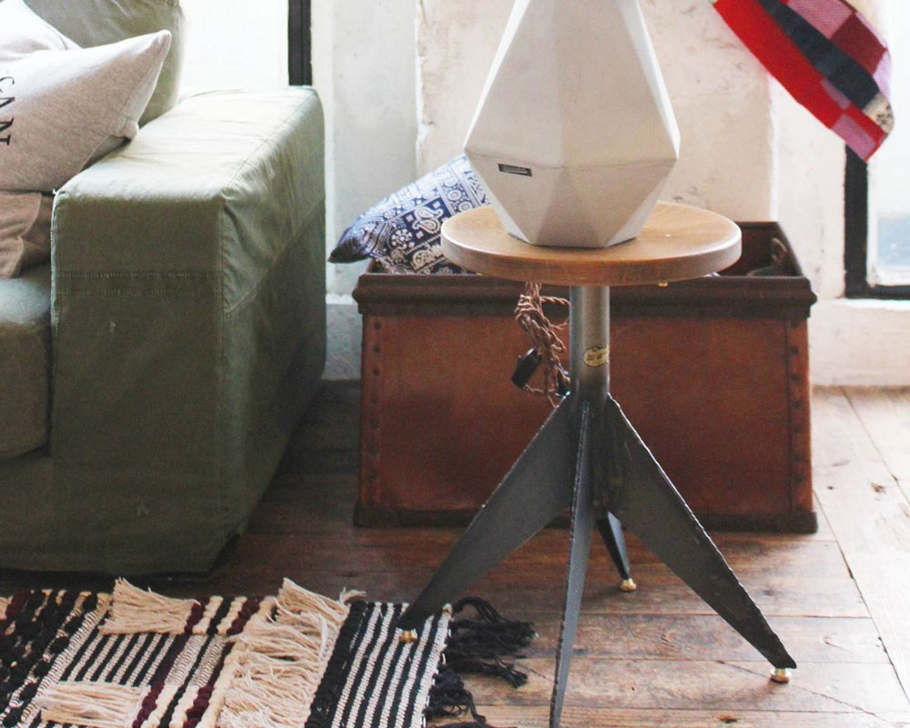 journal standard Furniture | CHRYSTIE STOOL クリスティスツール