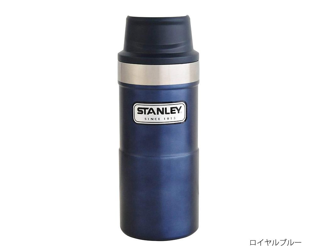 STANLEY | Classic One Hand Vacuum Mug � 0.35L クラシック真空ワンハンドマグ2 0.35L