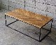 LIFE FURNITURE   HERRINGBONE TABLE [2size] ヘリンボーンテーブル