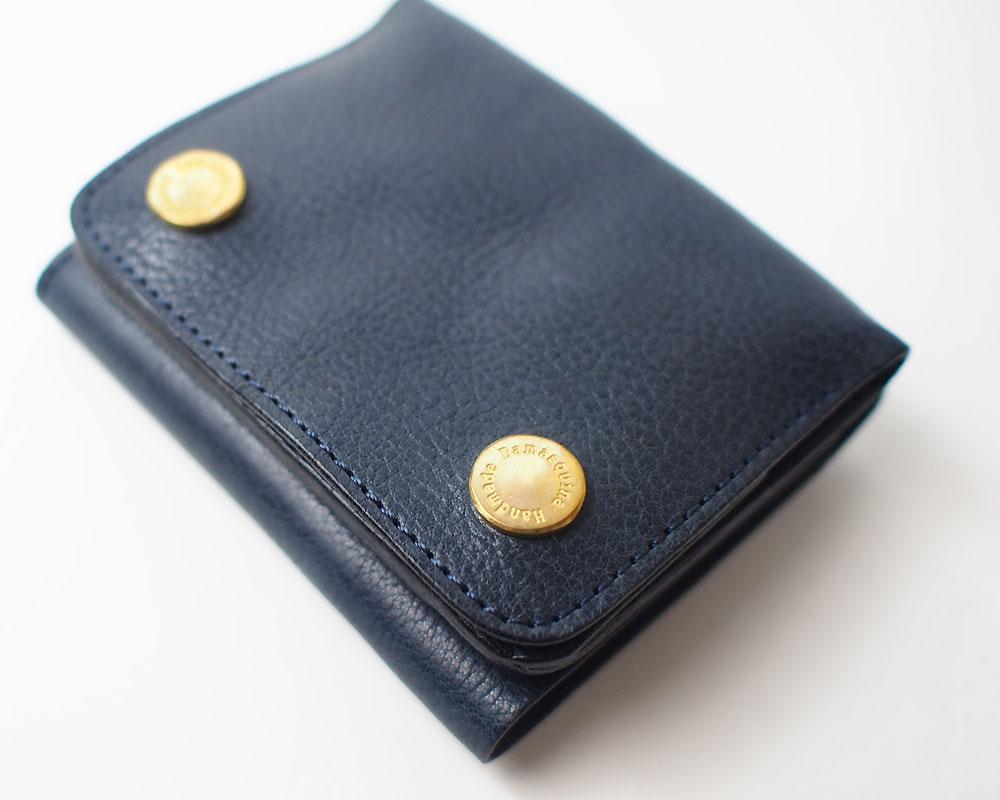 Damasquina | Motor Wallet Small [3color] モーターウォレットスモール/ 財布