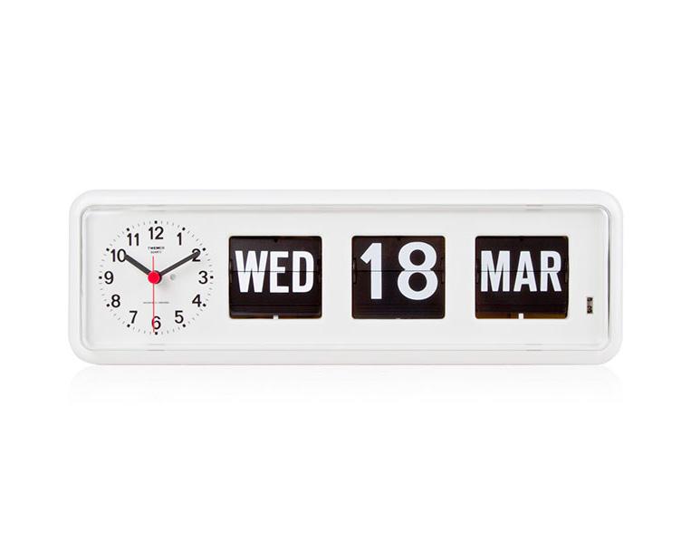 TWEMCO   Calender Clock BQ-38 トゥエンコBQ-38