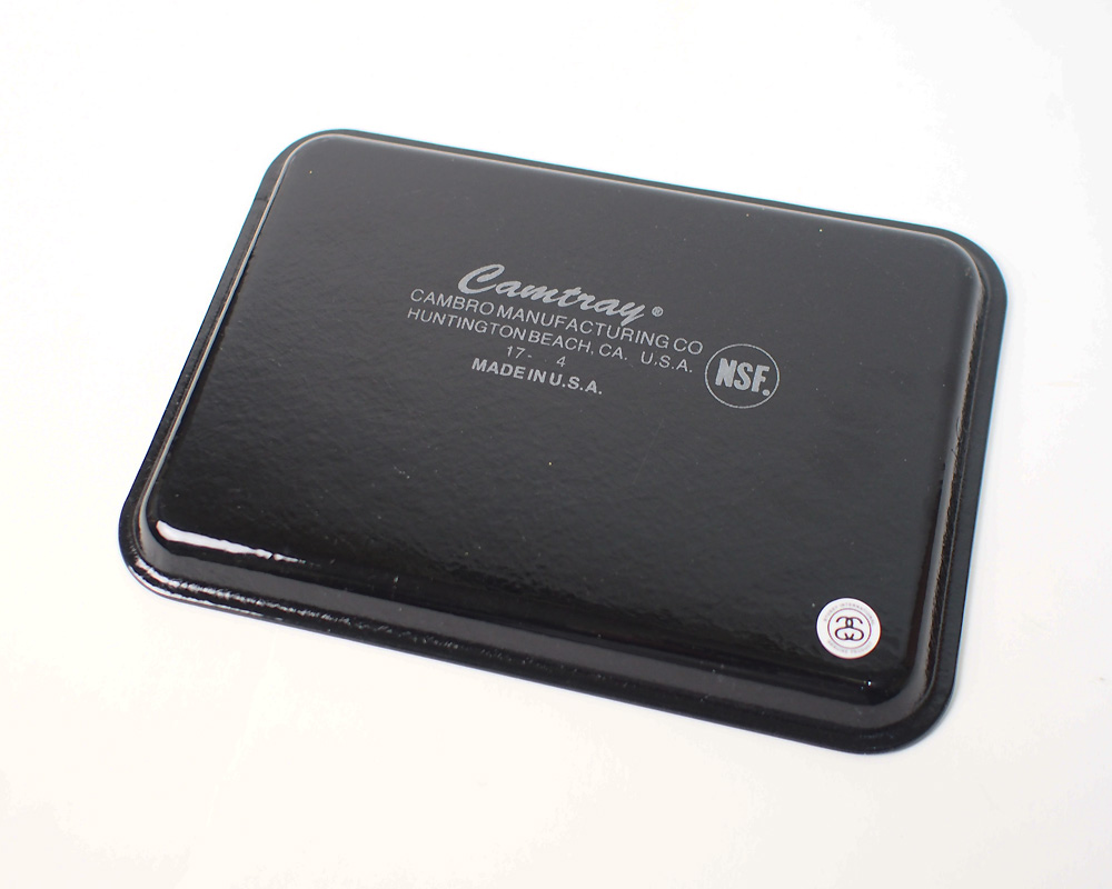 STUSSY Livin' General Store | GS Tip Tray by CAMBRO チップトレイ キャンブロ