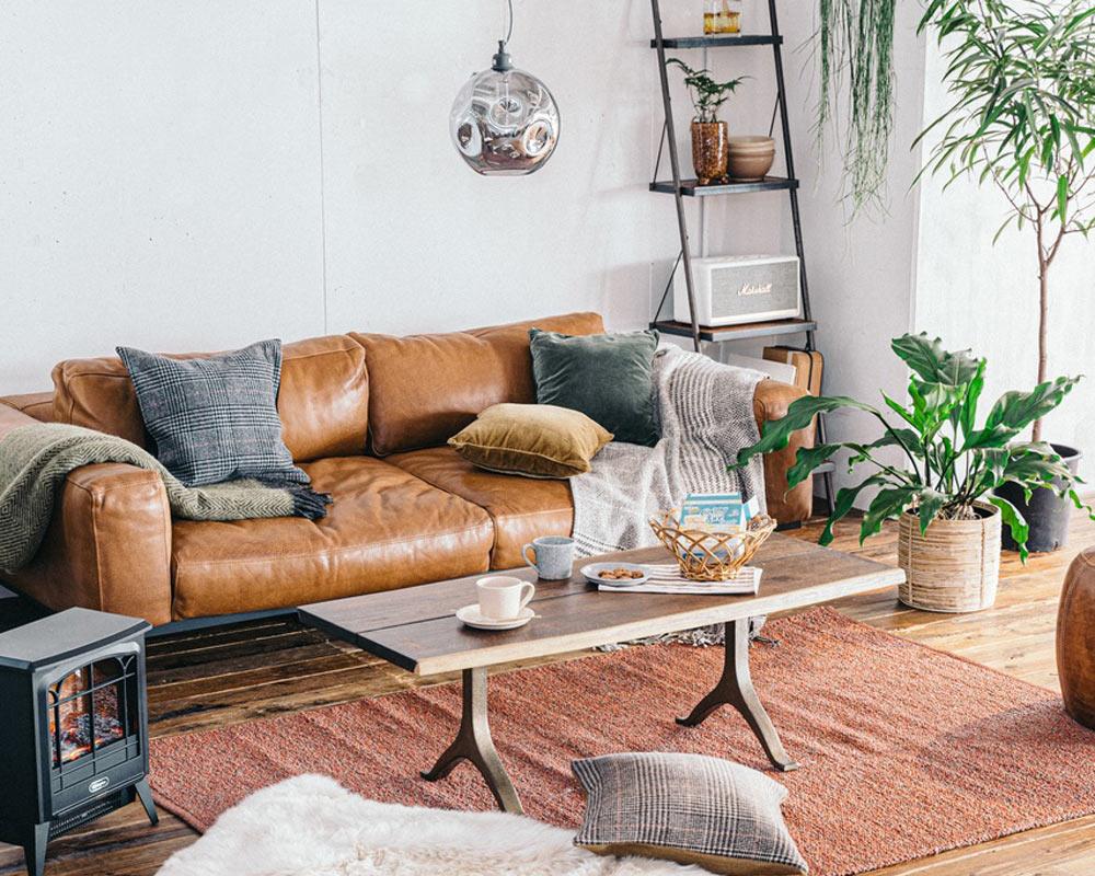 journal standard Furniture*HALO | OSWALD SOFA [2size] オズワルドソファ