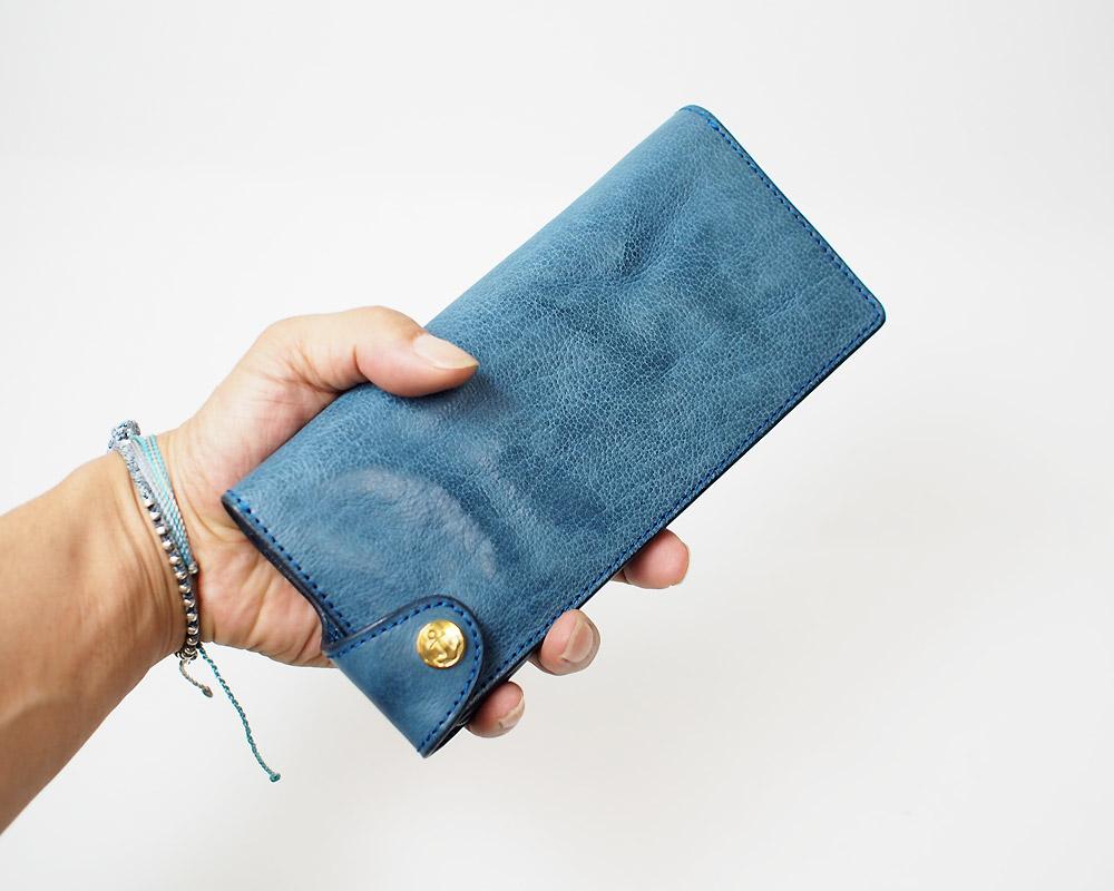 Damasquina | CV Anchor Wallet Large [2color] サークルアンカーウォレットラージ/ 財布