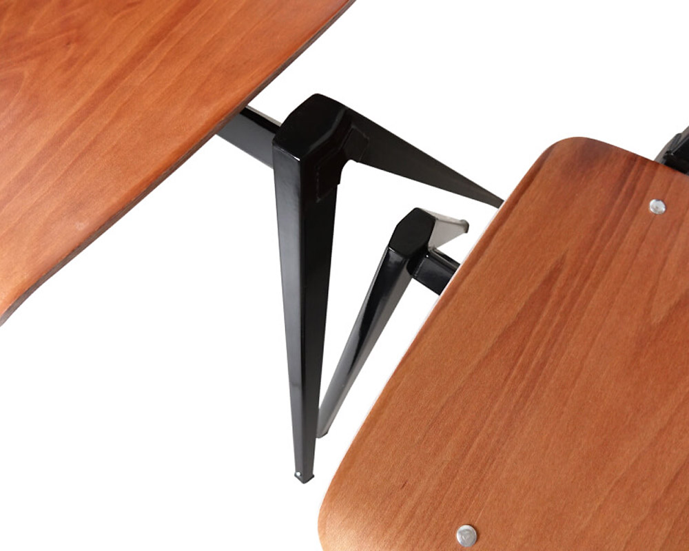 GALVANITAS | S.21 Stacking Chair White ガルファニタスS21スタッキングチェア ホワイト