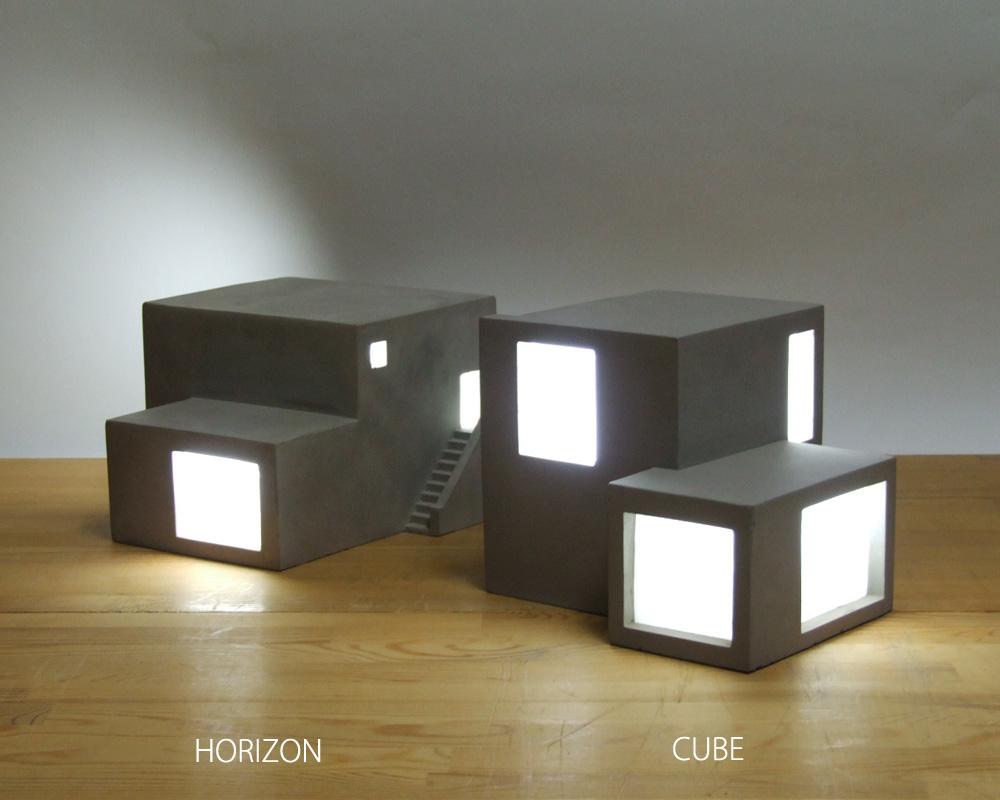 DOIY | Archilamp Horizon アーキランプ ホライゾン/ コンクリートLEDランプ