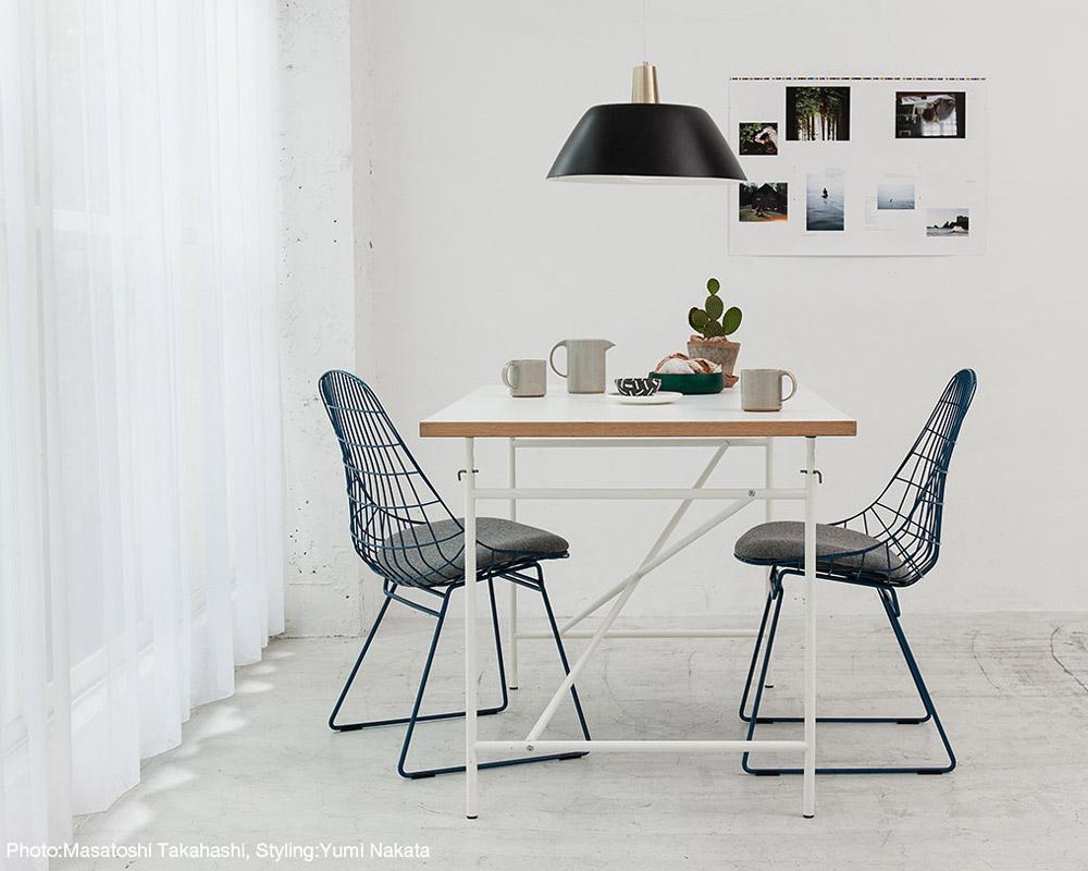 RECHARD LAMPERT | Eiermann Table W1200 [4color] アイアーマン テーブル