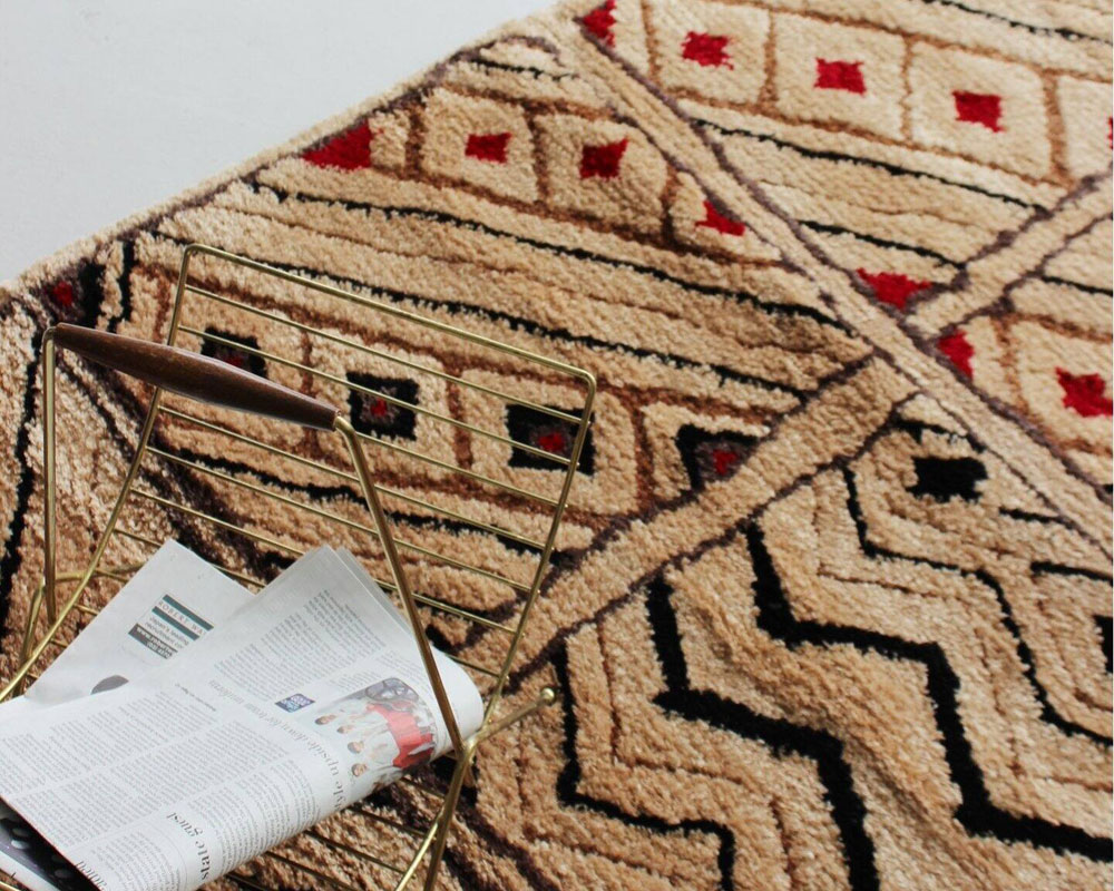 journal standard Furniture | BONI RUG [2size] ボニラグ