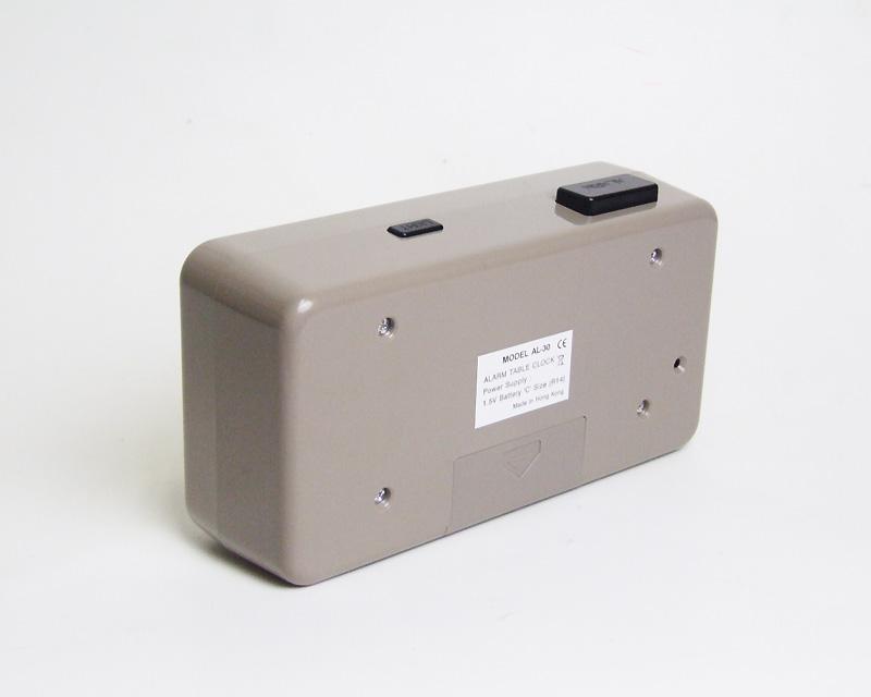 TWEMCO   Flip Alarm Clock AL-30 Limited トゥェンコ アラームクロック AL-30 別注グレー
