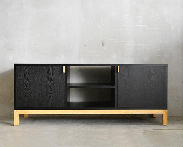 Landscape Products | Ebony Line Cabinet Low エボニーラインキャビネット ロー