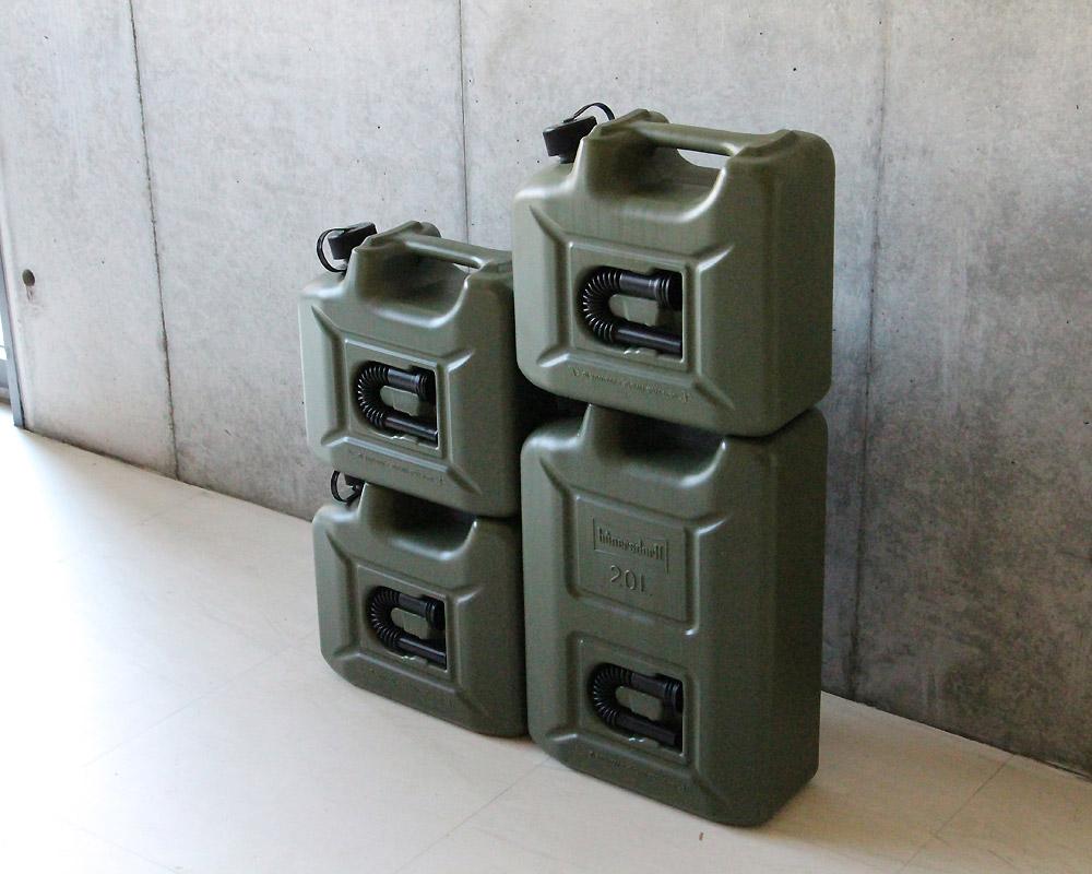 Hunersdorff | Fuel Can Pro 20L フューエルカンプロ20L