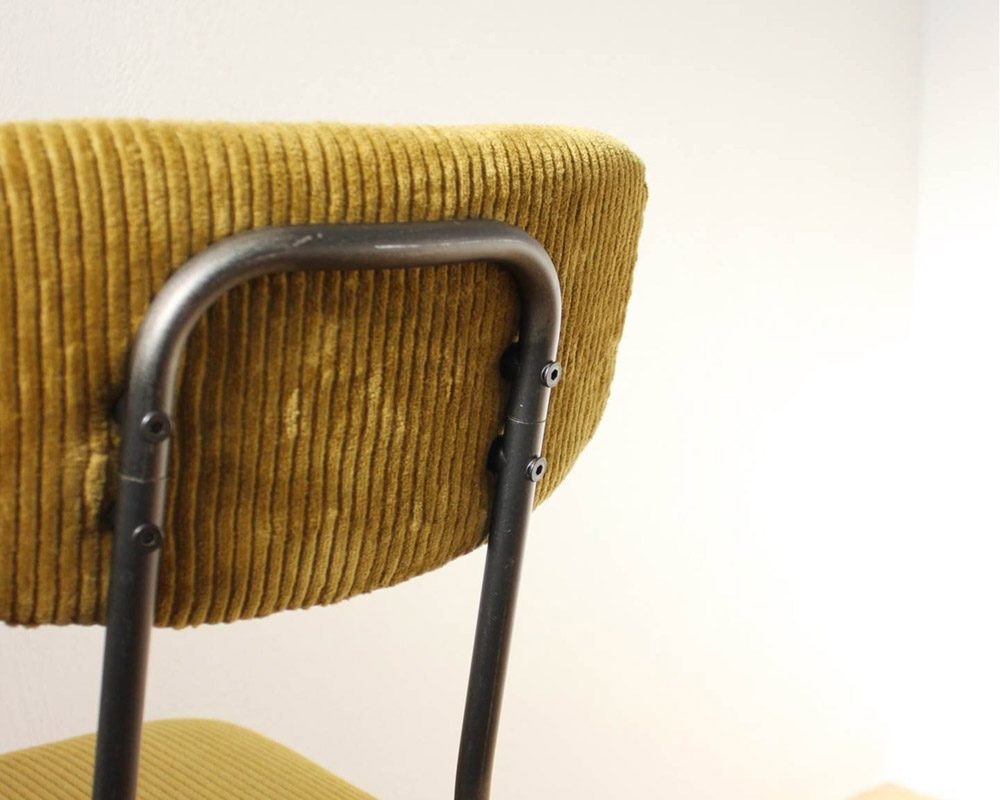 journal standard Furniture | HENRY CHAIR KD FAB ヘンリーチェアファブリック