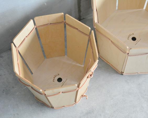 Landscape Products | Utility Bascket PANELS  パネルズ ユーテリティバスケット