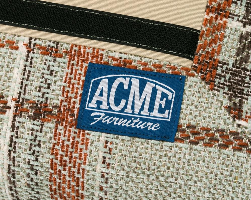 ACME Furniture | JETTY FEATHER OTTOMAN AC08LBL ジェティフェザーオットマン
