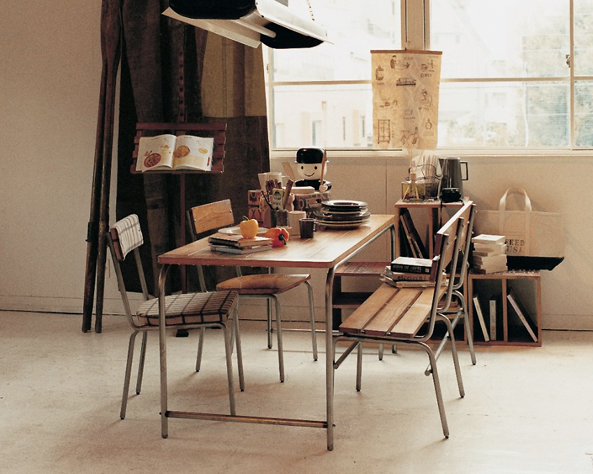 journal standard Furniture   BRISTOL DINING TABLE [2size] ブリストルダイニングテーブル