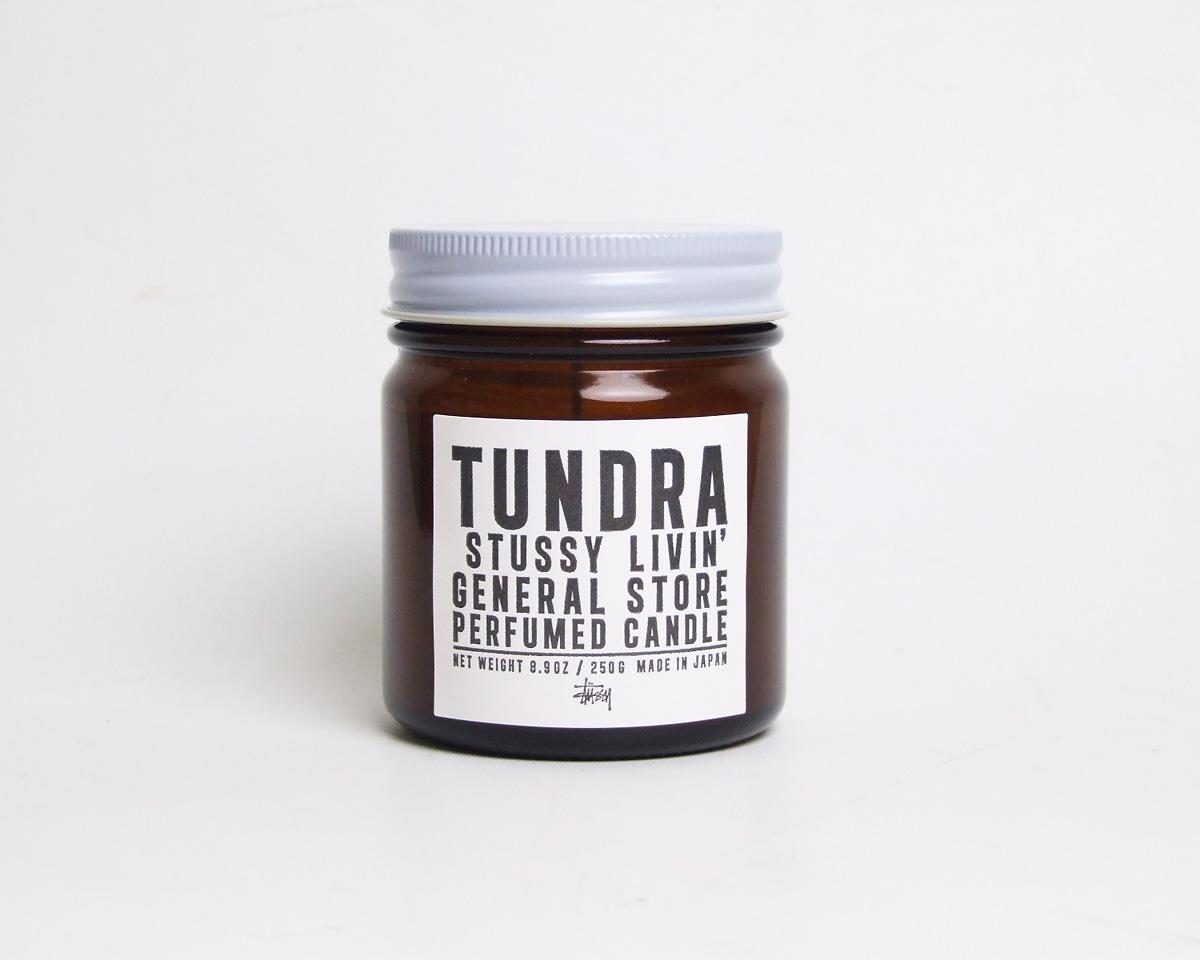 STUSSY Livin' General Store | GS Perfumed Candle (TUNDRA)  GSパフュームキャンドル ツンドラ