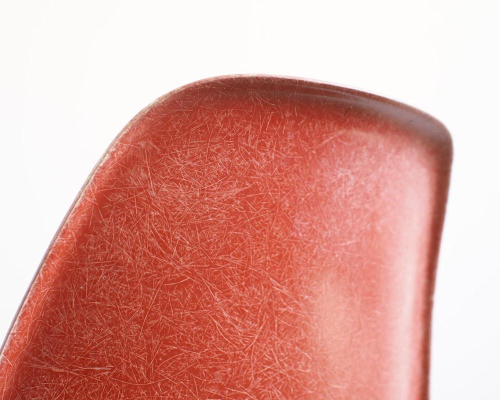 Herman Miller   Eames side shell chair (Terra cotta) イームズサイドシェルチェア テラコッタ