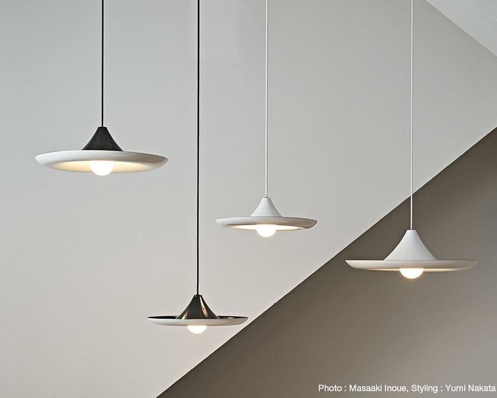 METROCS | Curl Pendant Lamp [2color・2size] カールペンダントランプ