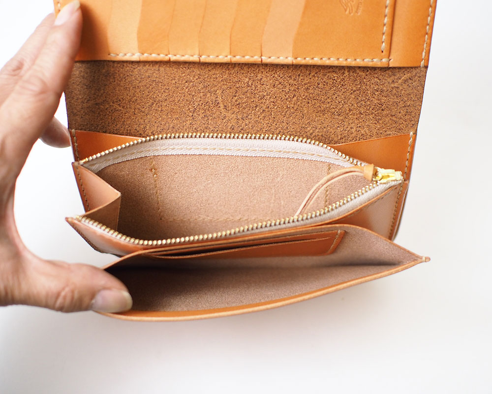 RHYTHMOS | FLAP Wallet (L) [3color] フラップL / 財布