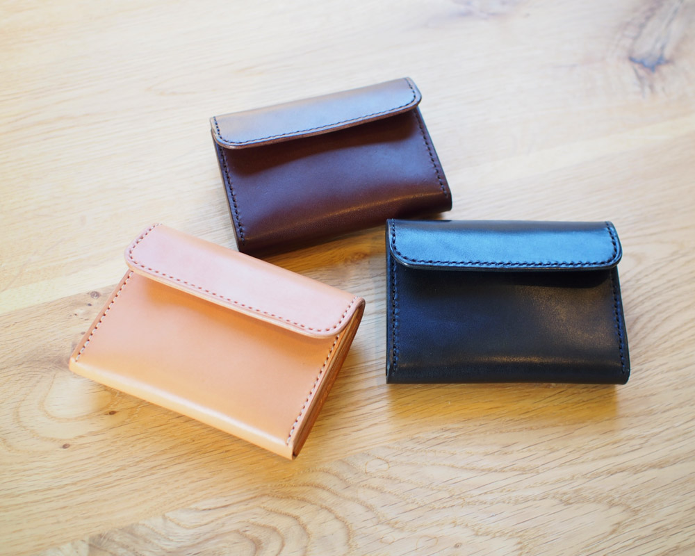 RHYTHMOS | Box Wallet (S) [3color] ボックスS / 財布
