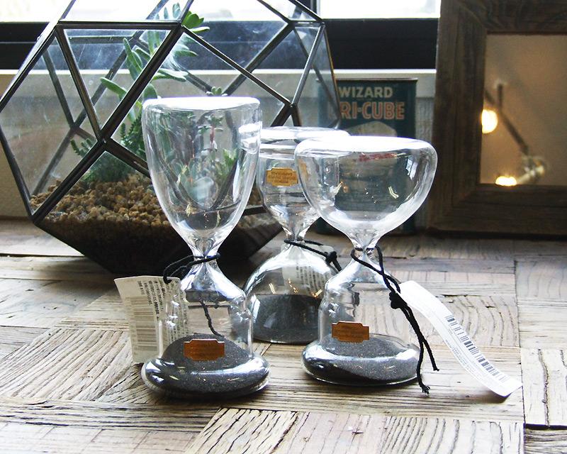 PUEBCO | Trophy Shaped Sandglass トロフィシェイプドサンドグラス