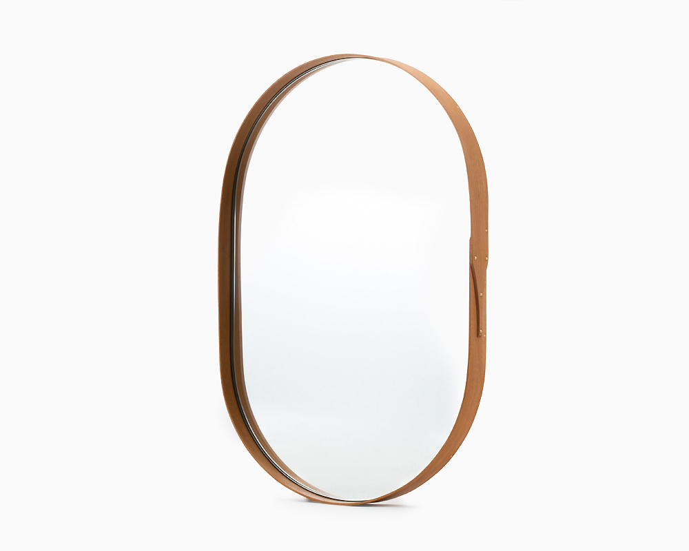 Landscape Products | Oval Mirror まる工芸 オーバルミラー