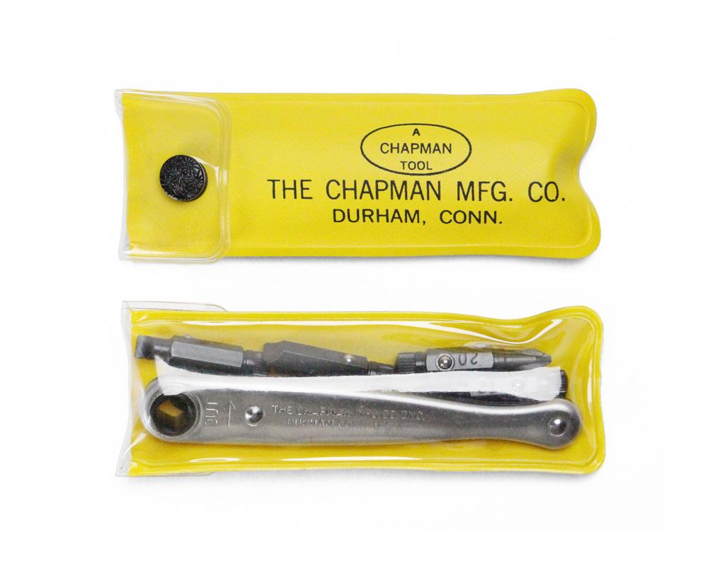 The Chapman MFG Co | CHAPMAN Pocket Pack Philips & Slotted チャップマンポケットパックフィリップス&スロット