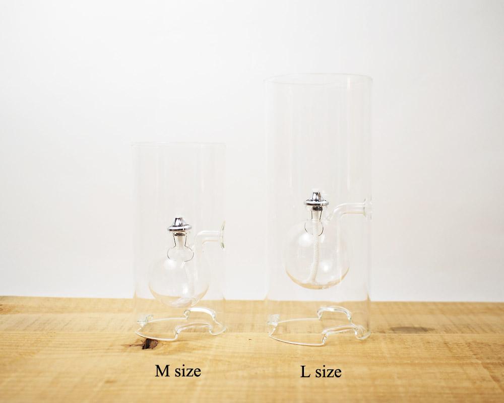 CZECH HAND MADE OIL LAMP  チェコハンドメイドオイルランプ
