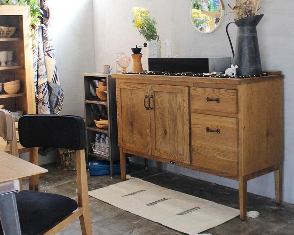 journal standard Furniture   CHRYSTIE KITCHEN COUNTER クリスティキッチンカウンター