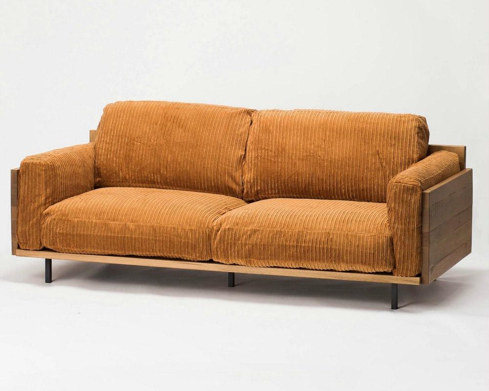 ACME Furniture | CORONADO SOFA corduroy [2size/2color] コロナドソファ コーデュロイ