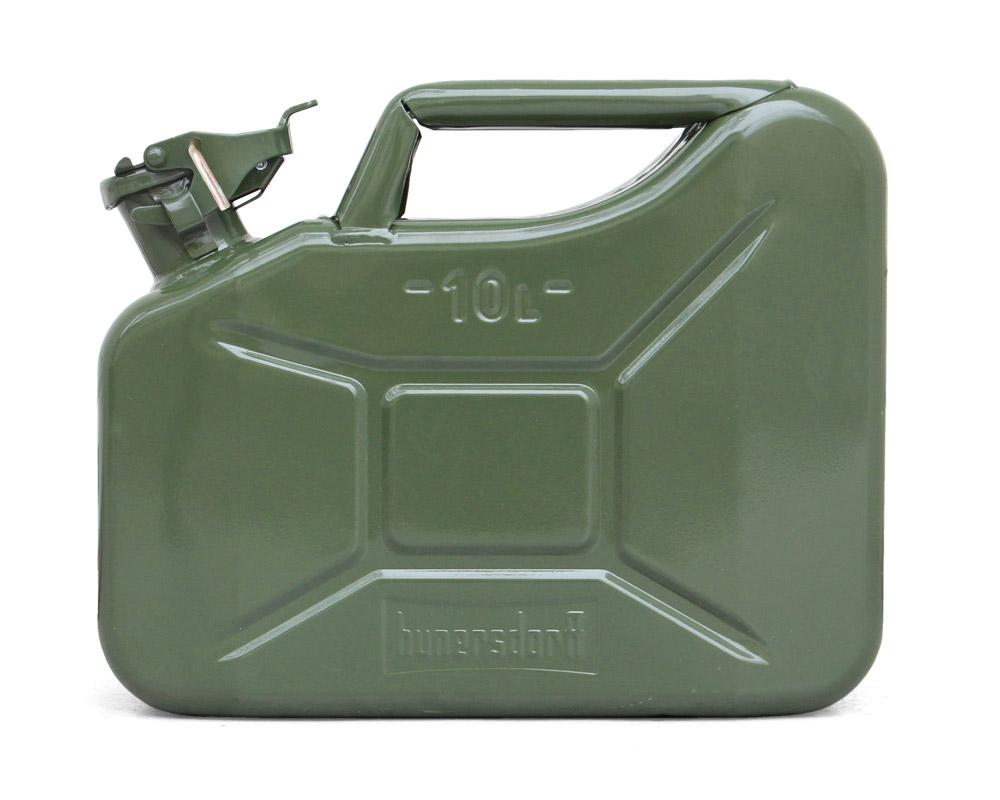 Hunersdorff | Metal Fuel Can Classic 10L メタルフューエルカンクラシック10L