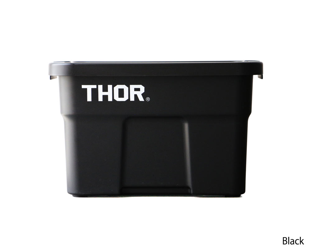 Trust | THOR Large Totes With Lid 22L [3color] ソーラージトートウィズリッド