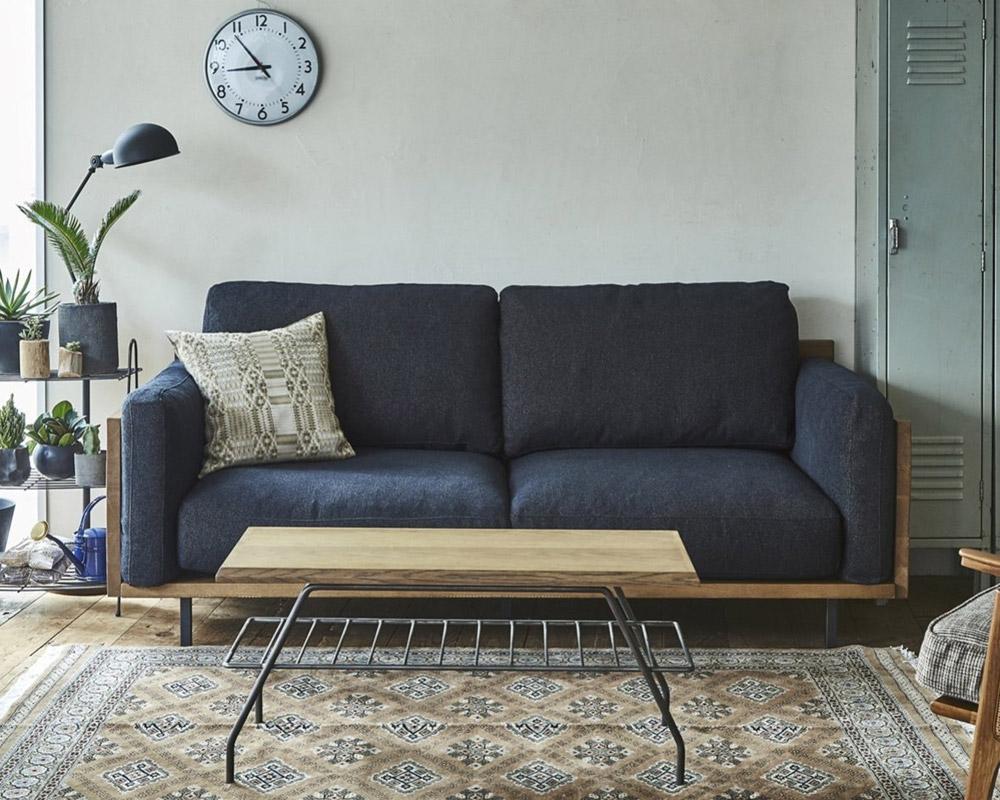 ACME Furniture | CORONADO SOFA 2.5seater コロナドソファ 2.5シーター カノアBK