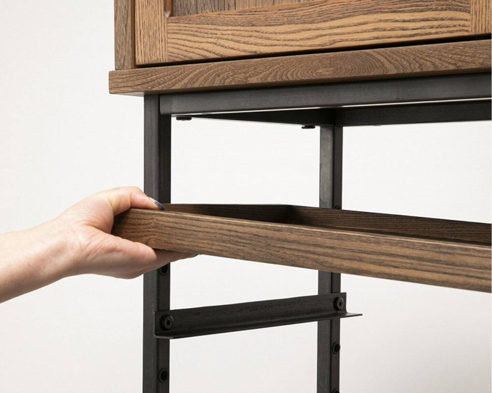 journal standard Furniture | TIVERTON KITCHEN BOARD-L ティバートン キッチンボード L