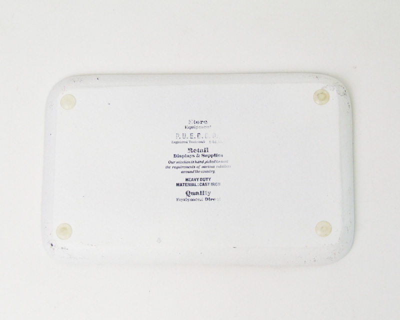PUEBCO | CAST IRON TRAY キャストアイアントレイ