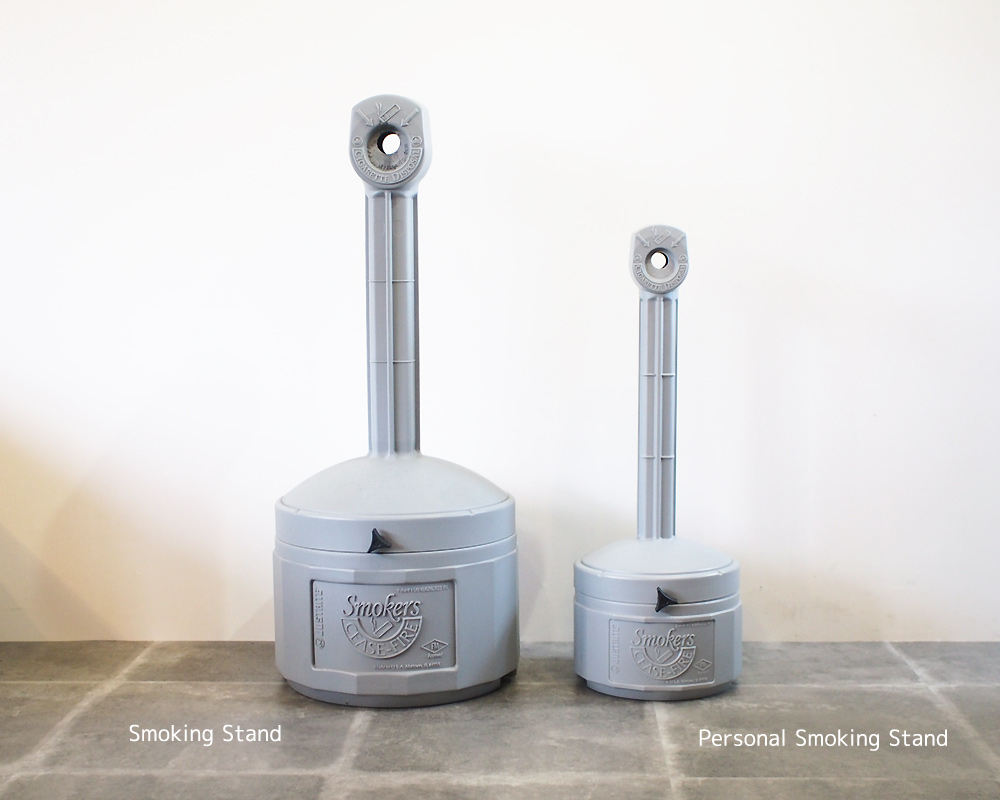 JUSTRITE USA | CEASE FIRE Personal Smoking Stand シーズファイヤ パーソナルスモーキングスタンド