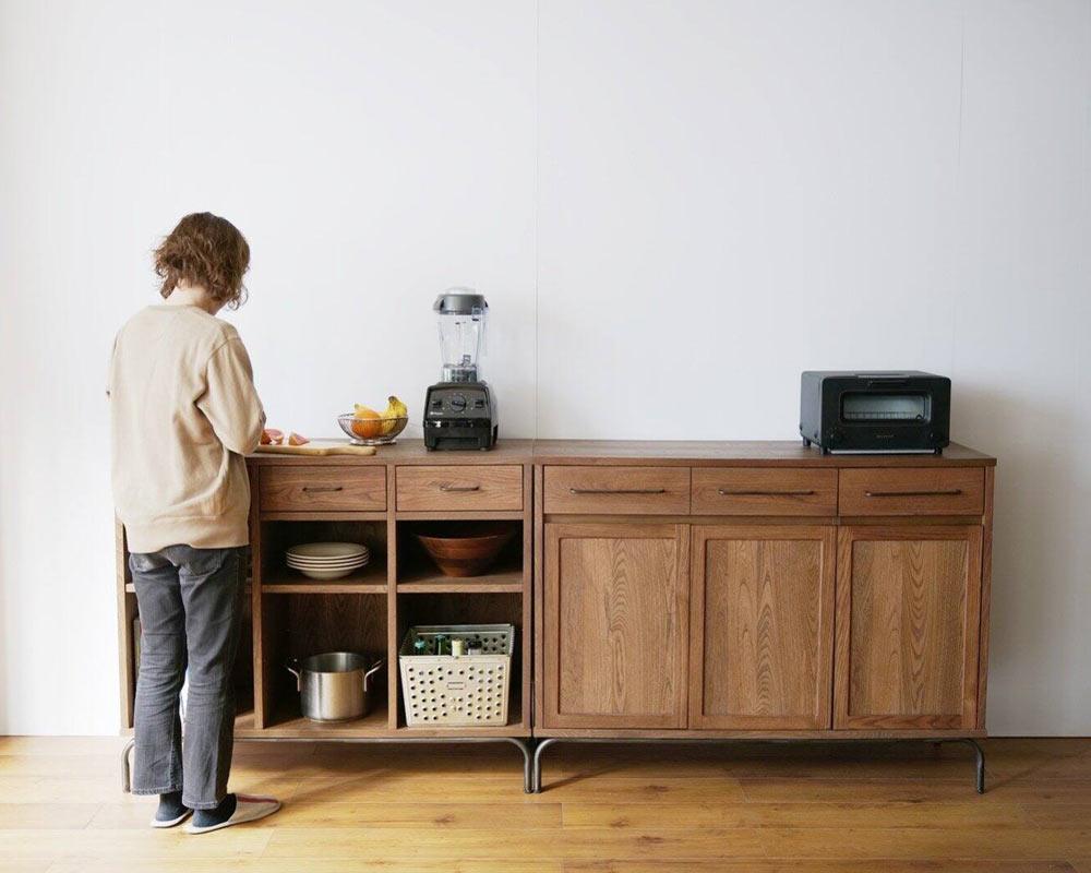 journal standard Furniture | TIVERTON OPEN SHELF ティバートン オープンシェルフ