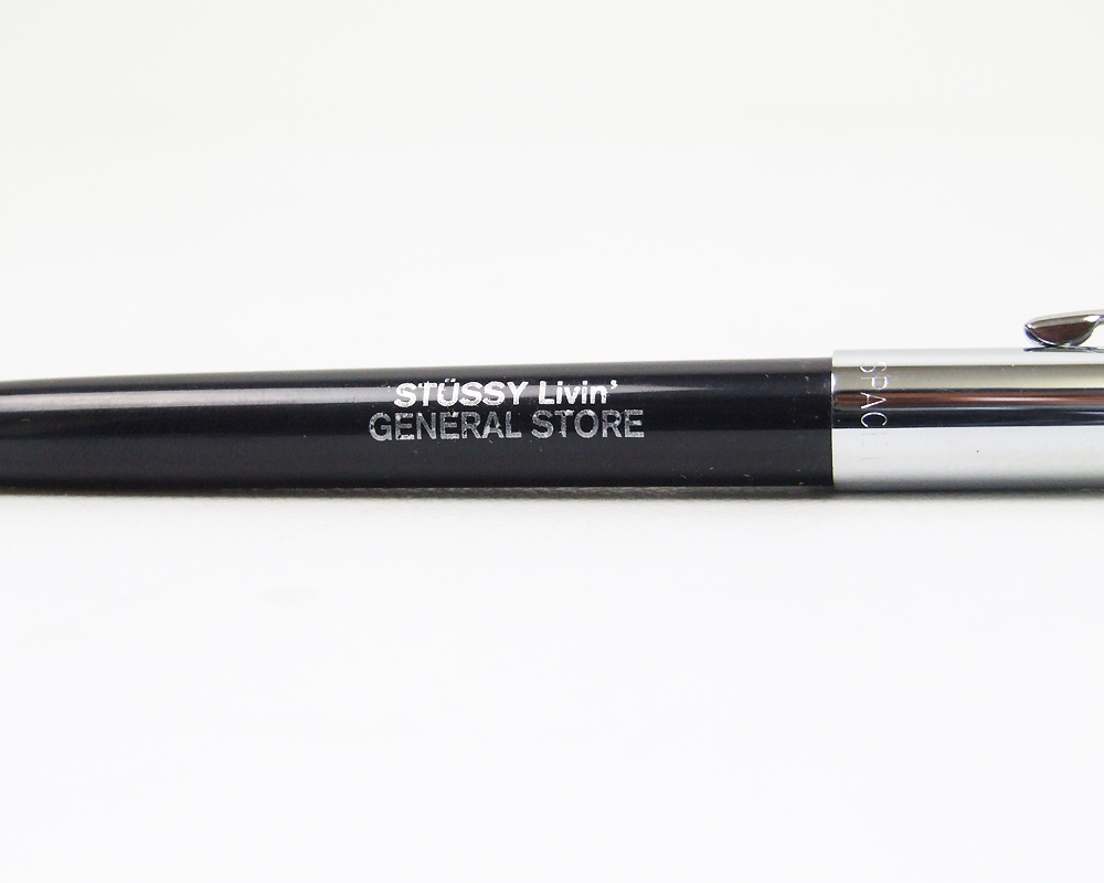 STUSSY Livin' General Store | GS Space Pen by FISHER フィッシャースペースペン