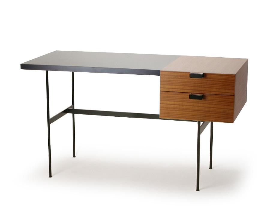 METROCS   Pierre Paulin F031 Desk Teak [2color]  ピエール・ポラン F031デスク チーク